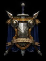 Warrior icon by mikrob