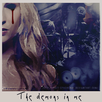 +Demons Ft Candice Accola by Past-Ephemeral