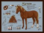 Seven Reference by silverglass19