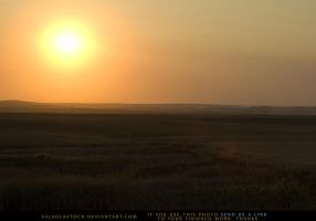 Dusty Sunset 1 by SalsolaStock