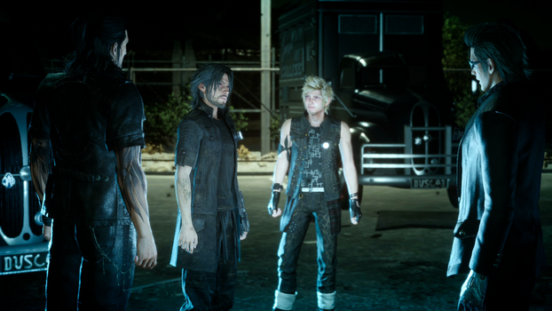 Final Fantasy XV - Reunited by DarkRosePassions