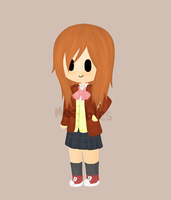 Natsume Chibi by Meeebles