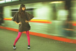 the train 2 by yodhi19