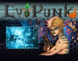 EvoPunk promo spot by HarshRealities