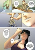 Giantess Div - Tims workout 1/6 by DeviantKibate