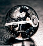 Gajeel Redfox in a Pokeball by Jonathanjo
