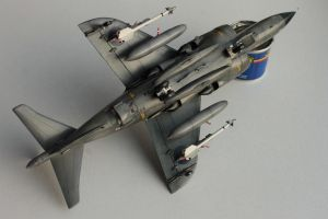 Sea Harrier FRS.1 IV by Nexius22