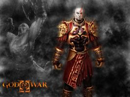 god of war by jochemb