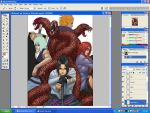 WIP: cover vol 39 by sharingandevil