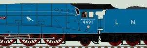 What If - 4491 'Commonwealth Of Australia' by 2509-Silverlink