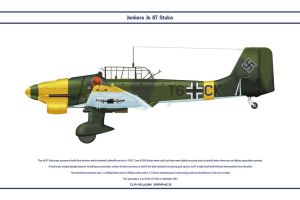 Ju 87 StG 2 6 by WS-Clave