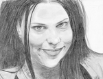 Amy Lee by tcarroll12