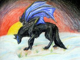 :Karkaras Nightshadow: by Verridith