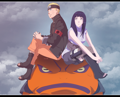 NaruHina The Last Movie by kisi86