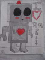 I Love Mr.Robot by Ms-sgt-pepper