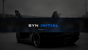 Syn Initial (2D) by Ethiqal