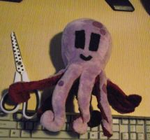 Purple Octopus by Usagi-CRI