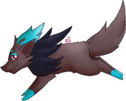 Another shiny zorua~ by younabluelovesyou