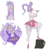 Ma'am doods by SLB-CreationS