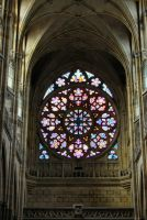 Stained Glass 49 by Lauren-Lee