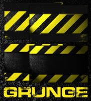 Asphalt Grunge Wallpaper Pack by salmanarif