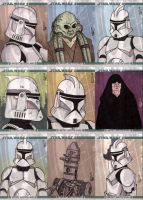 Clone Wars cards 2 by ragelion