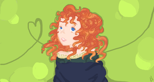Merida redo by Tweeter72