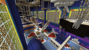 Blinx 3  (minectaft) Puzzle map update. by Blinx3megachanel