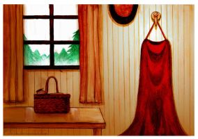Little Red Riding Hood story (1/7) by Celtilia