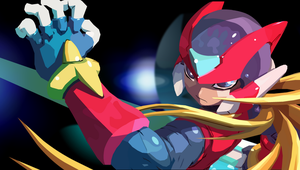 MegaMan Zero by spikerman87