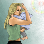 BSG -- Starbuck's Child by viennalerough