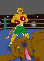 Knock-Out by Tiger-Hawk