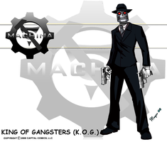 King Of Gangsters, K.O.G. by skywarp-2