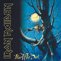Iron Maiden - Fear of the Dark 1992 [LP, 350dpi] by OlegLevashov