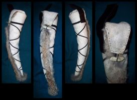 Drinking Horn Carrying Case by UrnesAshTree