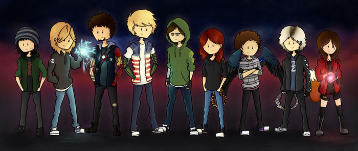 The Experiment Avengers by sarahowen97