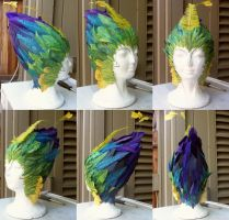 Toothiana Headdress by Kimba616