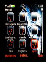yautja numbers nokia theme by TheWallProducciones