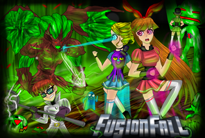 FusionFall by AnixPawl