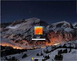 Himalayas Logon for Win7 by deeprana94