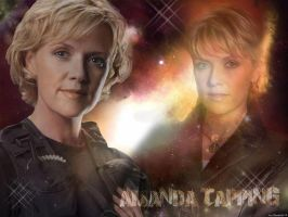 Amanda Tapping wall 7 by Amanda-Sandford