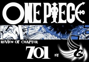 ONE PIECE - Review of chapter 701 by FallenAngelGM
