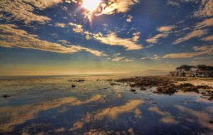 Monterey Bay California by Doogle510