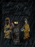 Slender's Proxy by 1Day4Dreams