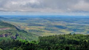 View of Hogsback by AniaBuckle