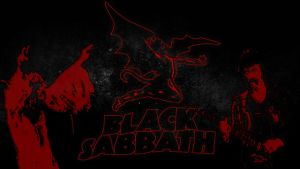 Black Sabbath - Wallpaper HD by aerorock36