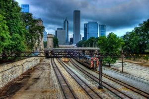 chicago hdr by waynew0l