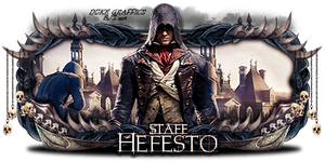 Sign Assassins Creed Unity for Hefesto by lathreel