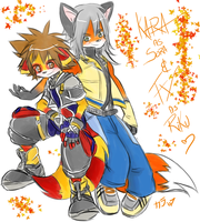 KH Furries. by Karacoon