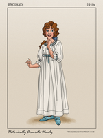 Historically Accurate Wendy by Wickfield